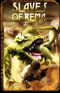 Cover for Gamebook Adventures #3 - Slaves of Rema