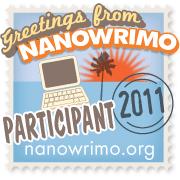 NaNo 2011 Stamp